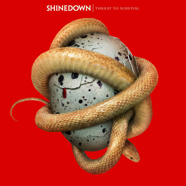 Shinedown Threat To Survival - Shinedown - Threat to Survival (Album Review)