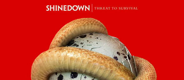 Shinedown Threat To Survival1 - Shinedown - Threat to Survival (Album Review)