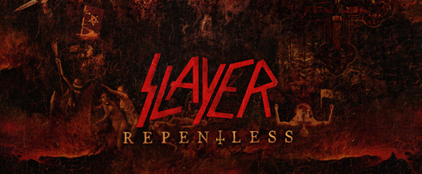Slayer Repentless1 - Slayer - Repentless (Album Review)
