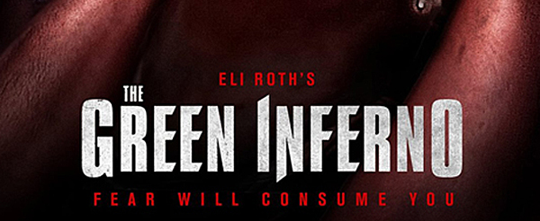 The Green Inferno Movie Poster edited 1 - The Green Inferno (Movie Review)