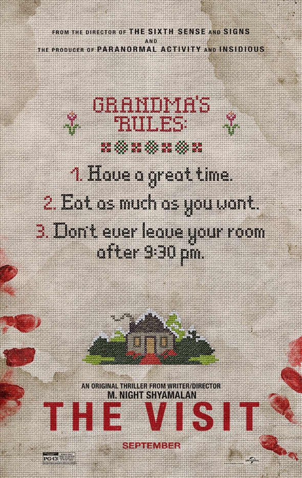 The Visit 2015 09 11 - The Visit (Movie Review)