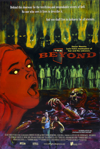 The Beyond original Poster - Interview - Whiplasher Bernadotte of Deathstars