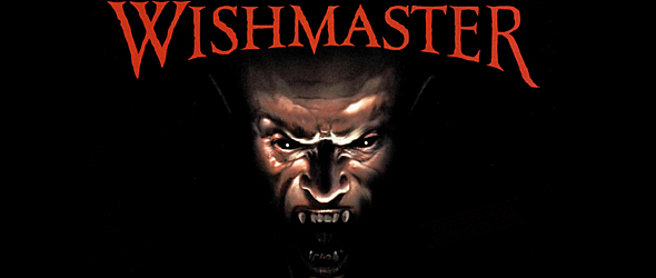 WISHMASTER BIG SLIDE - This Week in Horror Movie History - Wishmaster (1997)