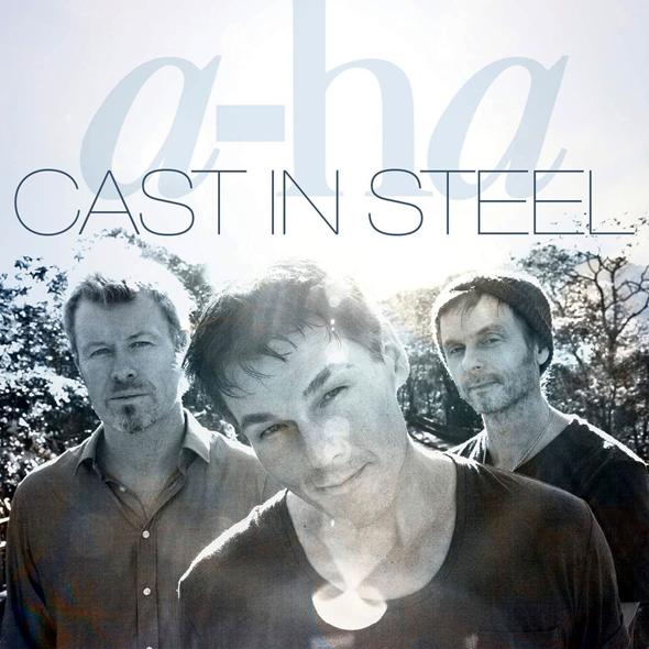 a ha cast in steel a - CrypticRock Presents: The Best Albums of 2015