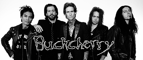 buckcherry slide for interview - Interview - Keith Nelson of Buckcherry