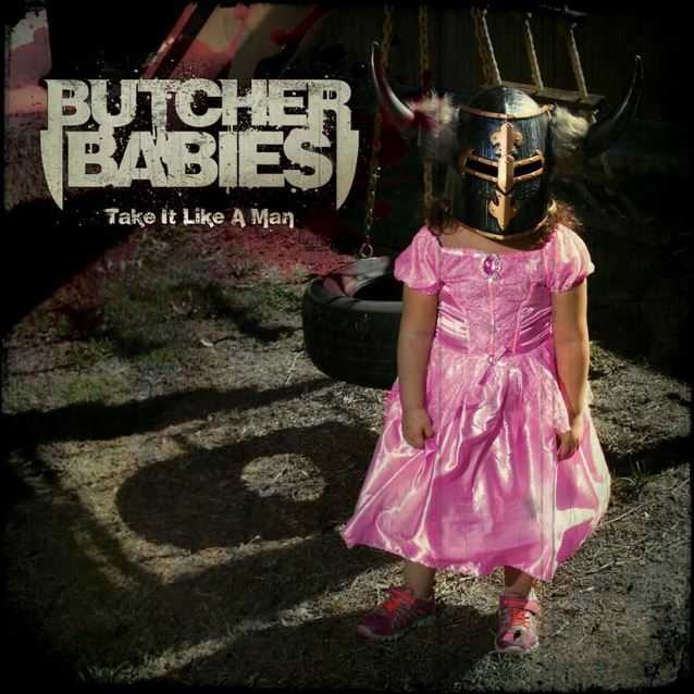 butcherbabiestakecd - Butcher Babies - Take It Like a Man (Album Review)