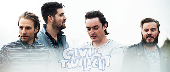 civil twilight slide - Interview - Richard Wouters of Civil Twilight