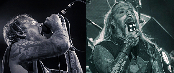 coal fear slide - Coal Chamber & Fear Factory Rip Through NYC 8-11-15 w/ Jasta & Saint Ridley