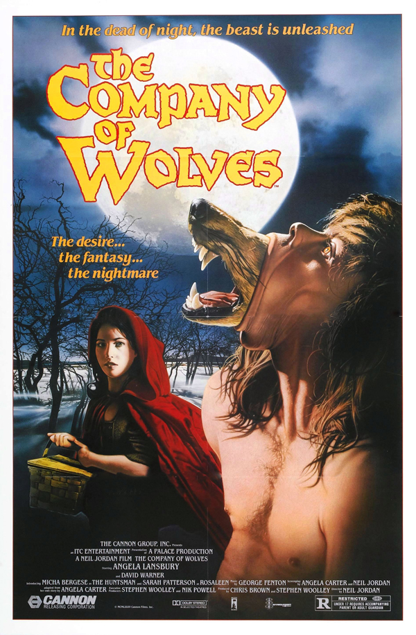 company of wolves poster 01 - Keeping The Company of Wolves For 3 Decades