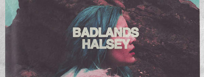 halsey badlands slide - Halsey - Badlands (Album Review)