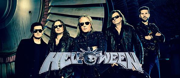 helloween slide - Interview - Markus Grosskopf of Helloween