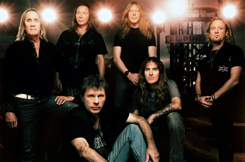 ironmaiden2015 - Iron Maiden - The Book Of Souls (Album Review)
