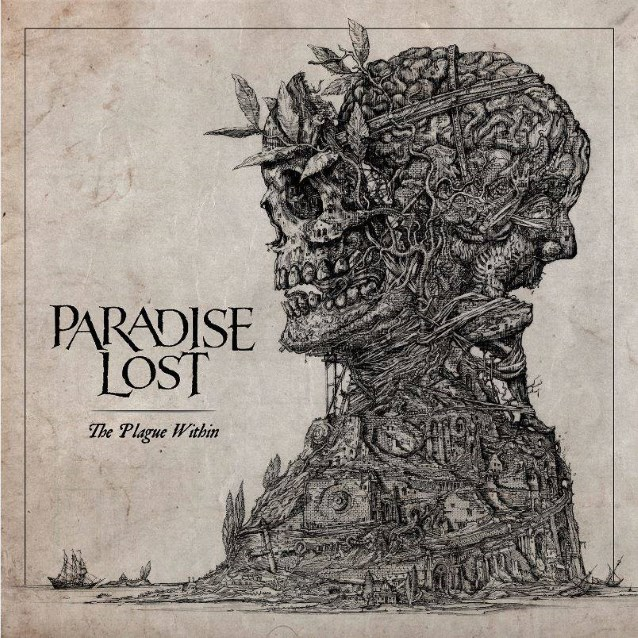 paradiselostplaguecd - Paradise Lost - The Plague Within (Album Review)