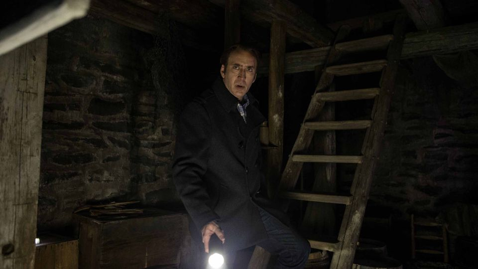 pay the ghost still - Pay the Ghost (Movie Review)