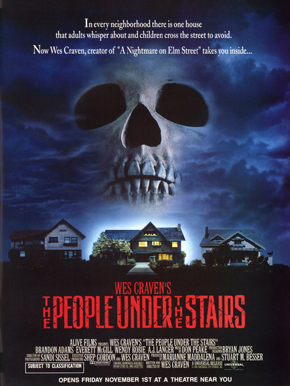 peopleunderthestairs - Wes Craven - Dreaming Up Nightmares That Will Last Forever