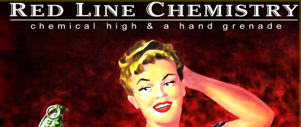 red line edited 1 - Red Line Chemistry - Chemical High & A Hand Grenade (Album Review)