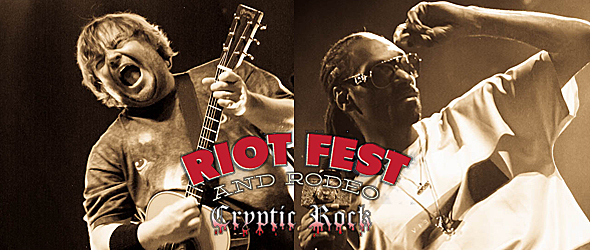 riot fest slide day 3 - Riot Fest Closes Out With a Bang Denver, CO 8-30-15