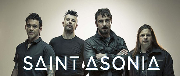 saint asonia slide - Interview - Adam Gontier of Saint Asonia
