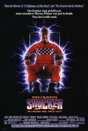 shocker - Wes Craven - Dreaming Up Nightmares That Will Last Forever