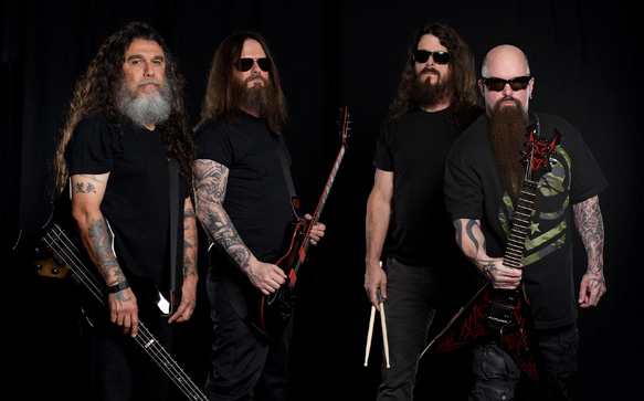 slayer photo by andrew stuart - Slayer - Repentless (Album Review)