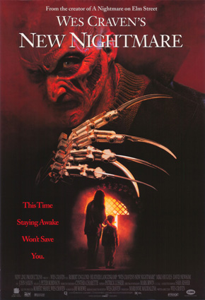 wes cravens new nightmare movie poster 1994 1020399753 - Wes Craven - Dreaming Up Nightmares That Will Last Forever