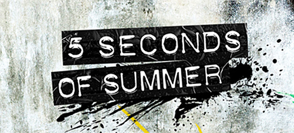 5sos1 - 5 Seconds of Summer - Sounds Good Feels Good (Album Review)