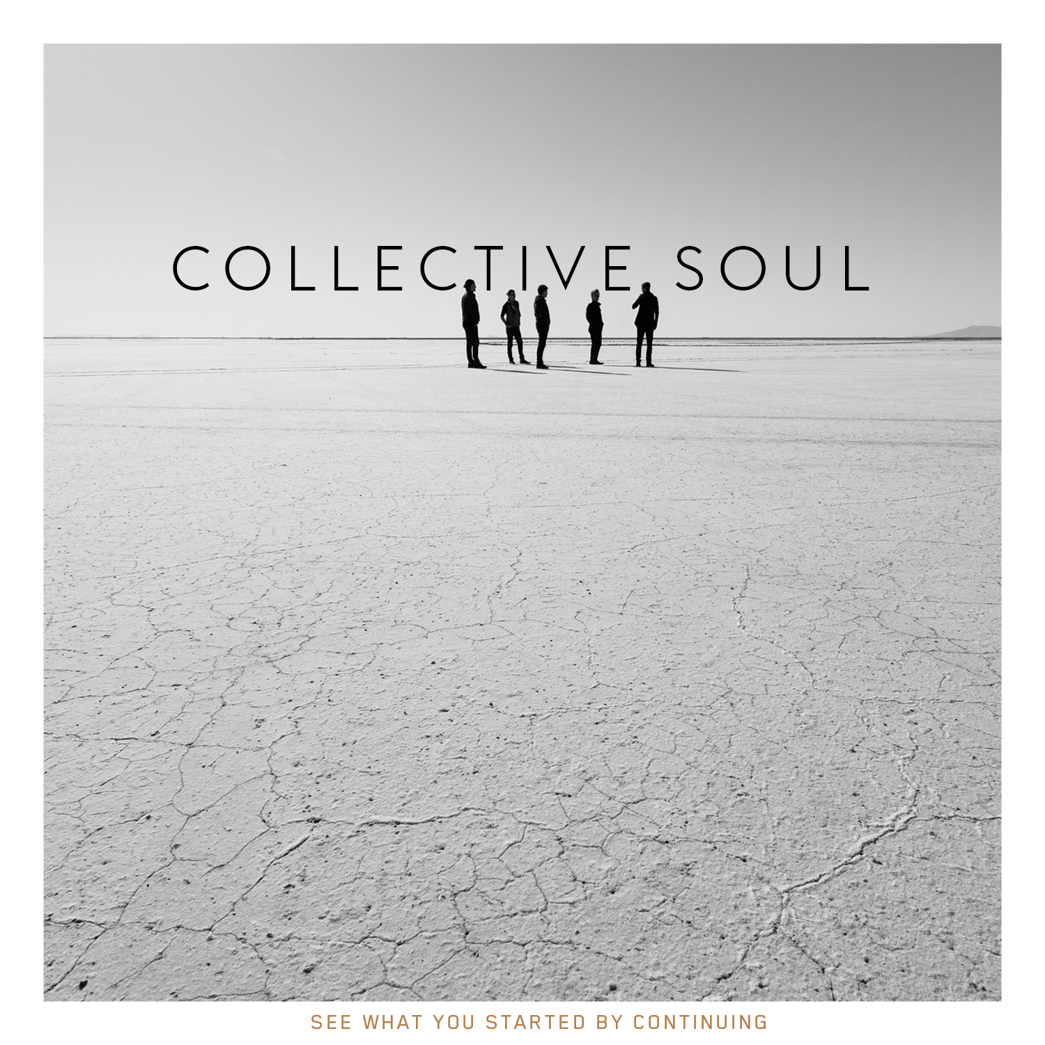 CS final cover - Collective Soul - See What You Started by Continuing (Album Review)