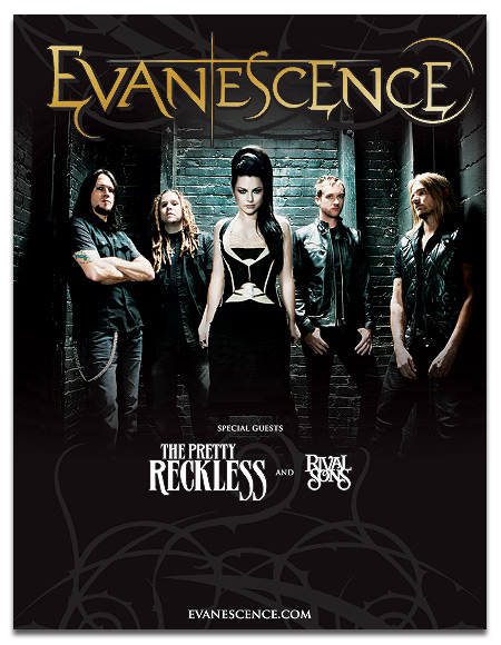 EvanescenceTour - Interview - Will Hunt of Evanescence