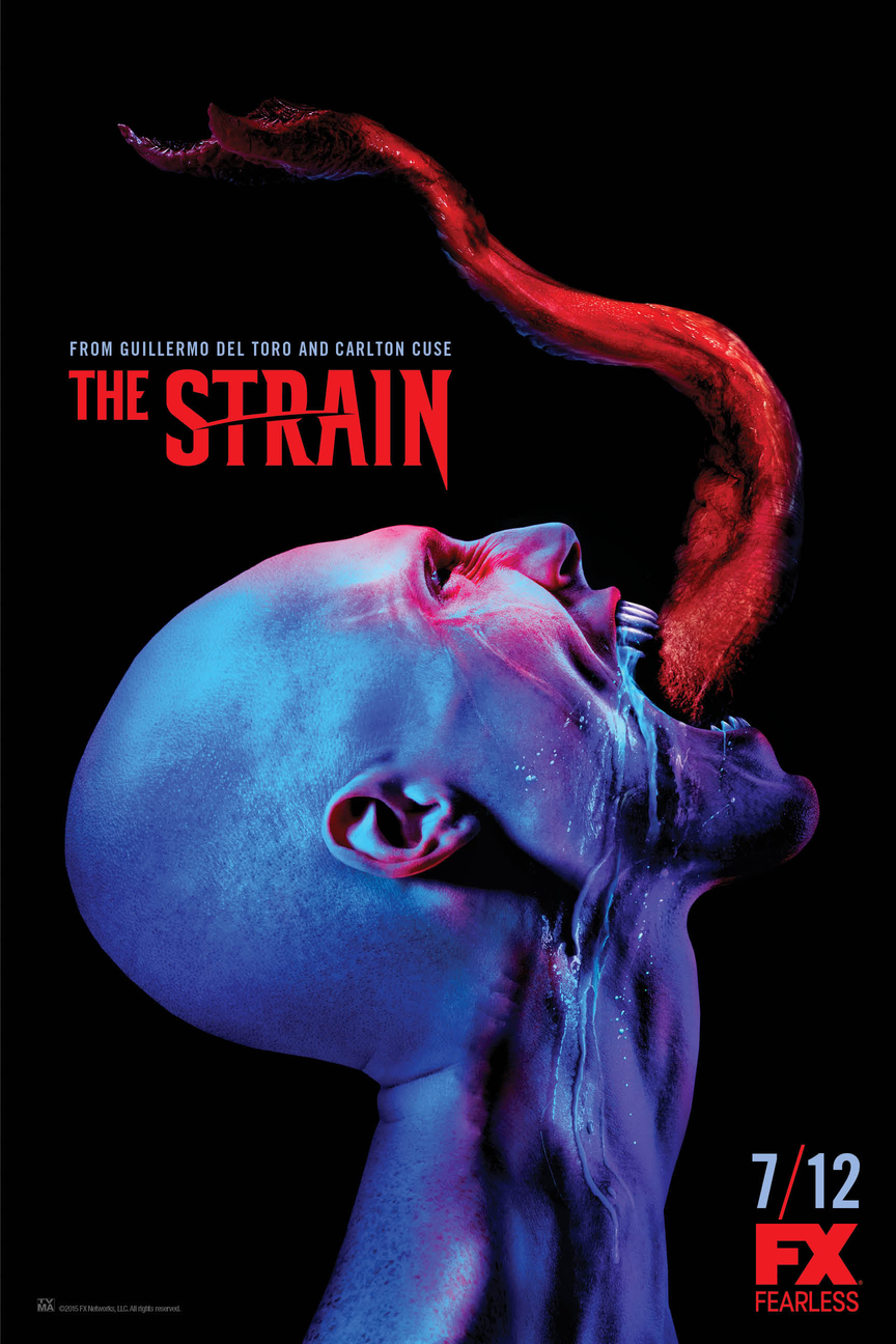 Strain S2 poster wtunein hires1 - The Strain - Season 2 (Review)