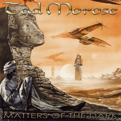 """Tad Morose Matters of the Dark - Interview - Christer """"Krunt"""" Andersson of Tad Morose"""