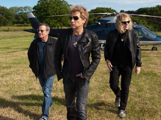 bon jovi 2 - Bon Jovi - Burning Bridges (Album Review)