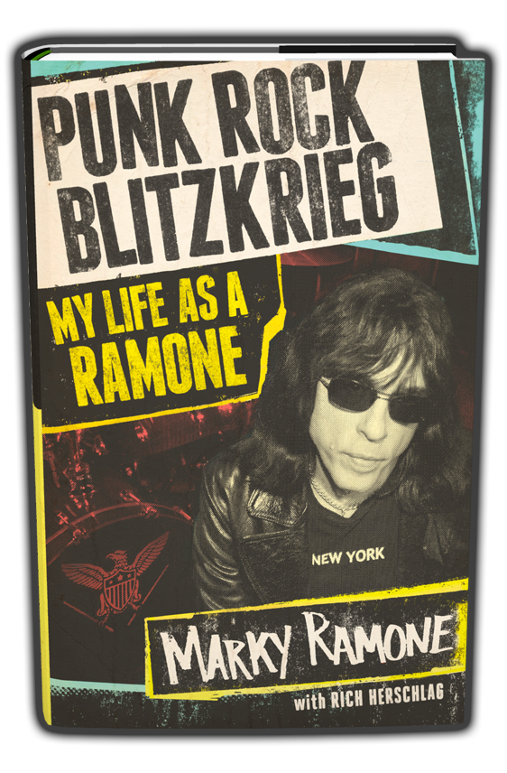 book small 1024 - Interview - Marky Ramone of Ramones
