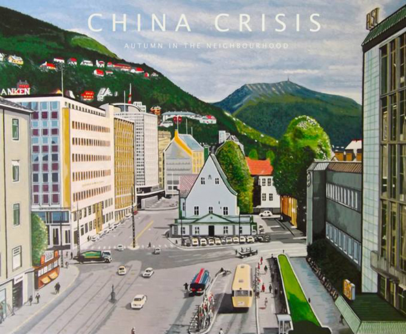 china crisis cover - CrypticRock Presents: The Best Albums of 2015