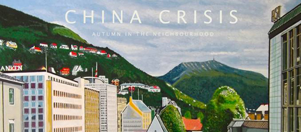 china crisis cover edited 1 - China Crisis - Autumn in the Neighbourhood (Album Review)