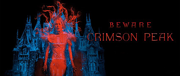 crimson slide 2 - Crimson Peak (Movie Review)