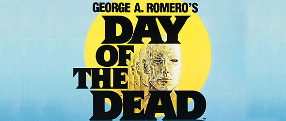 day of the dead slide - Day of the Dead - A Horror Classic 30 Years Later