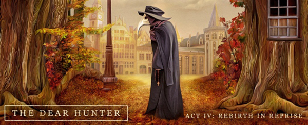 dear hunter rebirth in reprise1 - The Dear Hunter - Act IV: Rebirth in Reprise (Album Review)