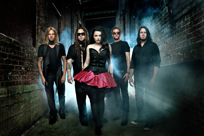 evansence promo - Interview - Will Hunt of Evanescence