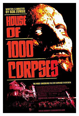 house of 1000 corpses poster - Interview - Cody Hanson of Hinder
