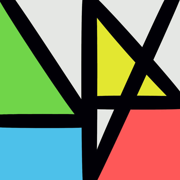 new order complete cover - New Order - Music Complete (Album Review)