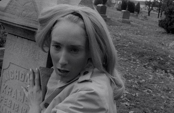 night of the living dead 1968 barbara - This Week in Horror Movie History - Night of the Living Dead (1968)