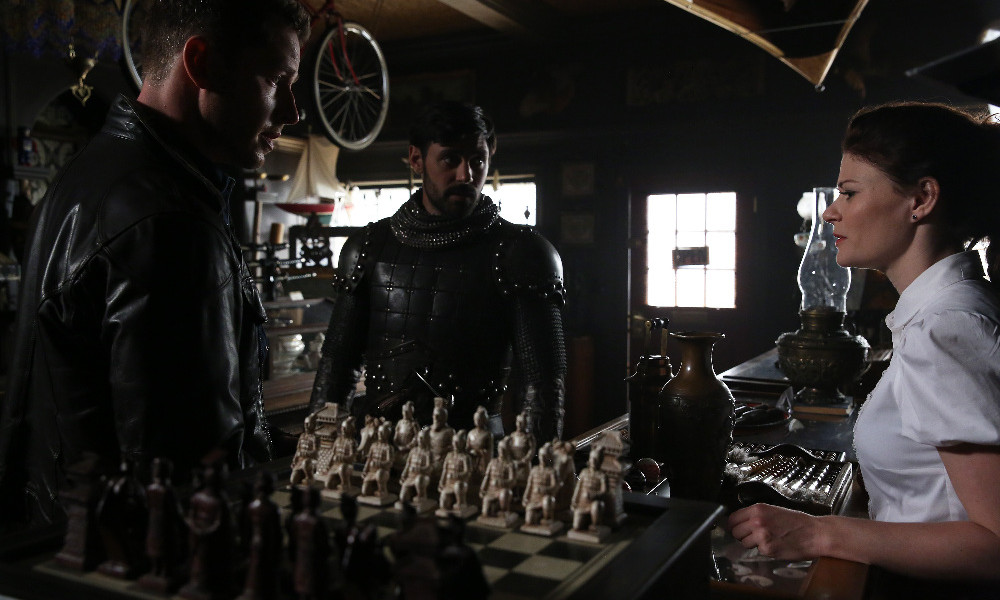 once upon episde 3 2 - Once Upon a Time - Siege Perilous (Season 5, Episode 3 Review)