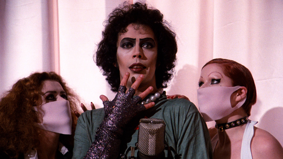 rocky horror image 3 - The Rocky Horror Picture Show Sustains Cult Status 40 Years
