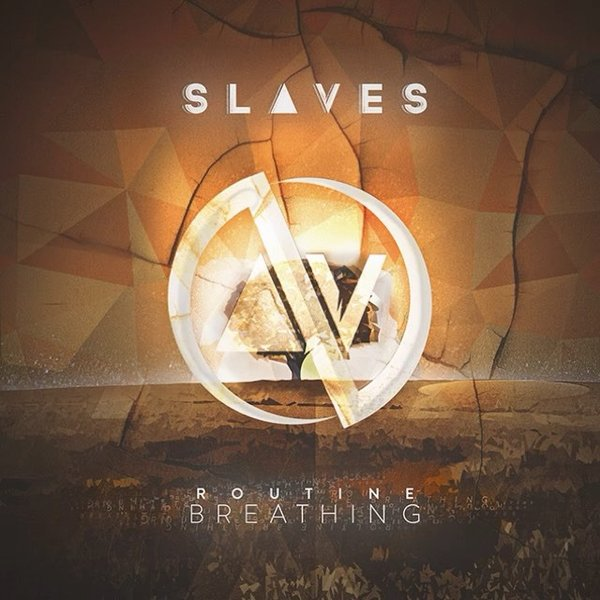 slaves album cover - Slaves - Routine Breathing (Album Review)