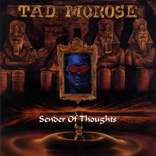 """tad 1995 - Interview - Christer """"Krunt"""" Andersson of Tad Morose"""