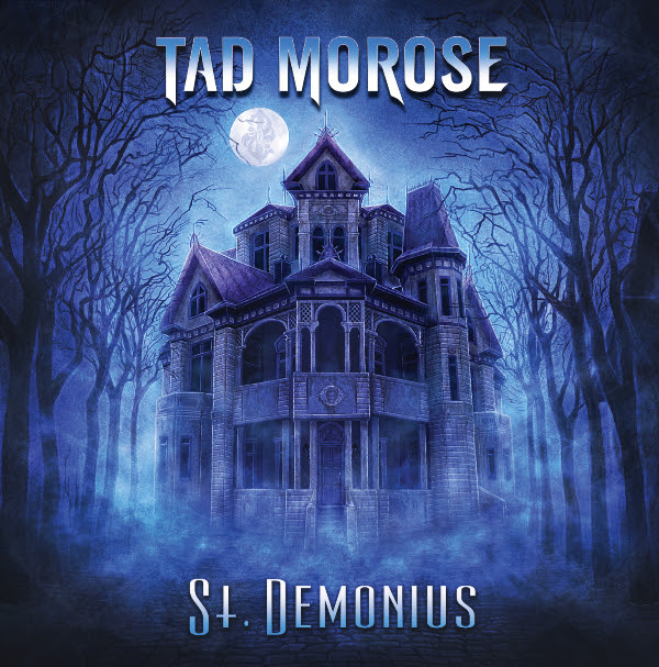 """tad morose album cover st - Interview - Christer """"Krunt"""" Andersson of Tad Morose"""