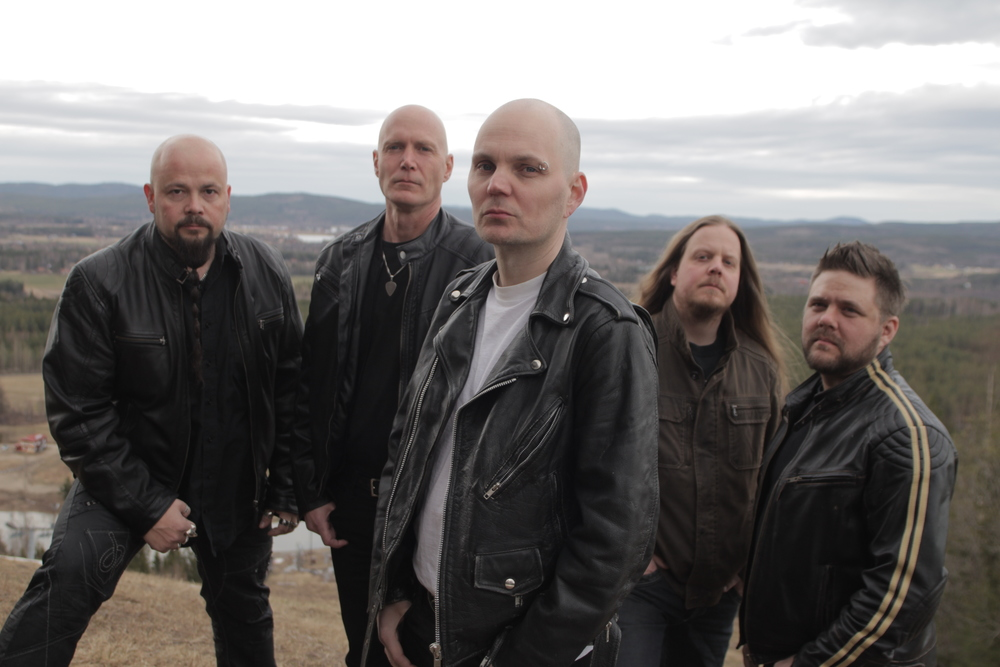"""tad morose promo photo 1 - Interview - Christer """"Krunt"""" Andersson of Tad Morose"""