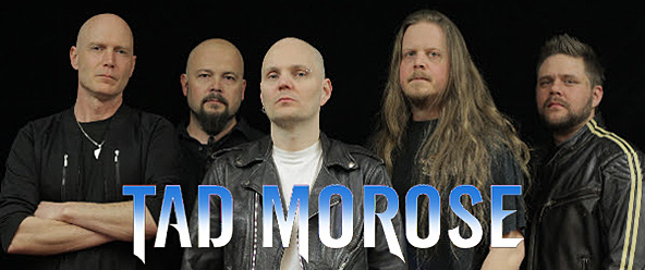 "tad morose slide for article - Interview - Christer ""Krunt"" Andersson of Tad Morose"