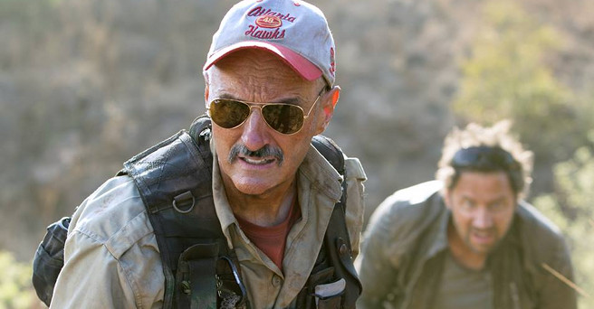 tremors 5 clip - Interview - Michael Gross