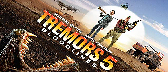 tremors slide - Tremors 5: Bloodlines (Movie Review)